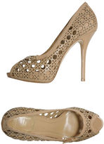 Christian Dior Pumps with open toe