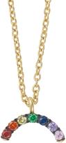 Ileana Makri Mini Rainbow Necklace