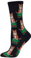 Hot Sox Cat and Gift Socks