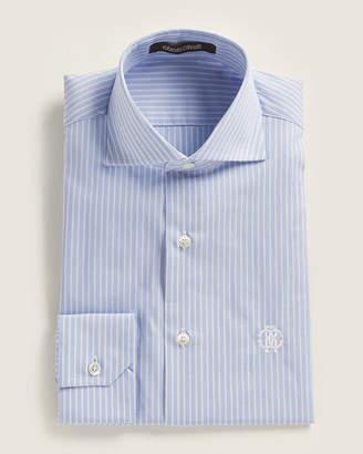 Roberto Cavalli Pinstripe Dress Shirt