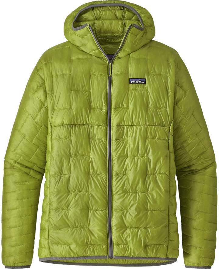 7b622e3f4 Micro Puff Hooded Insulated Jacket - Men's