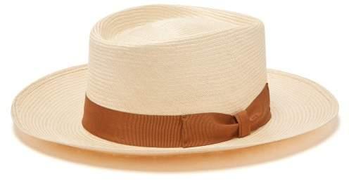 54530e12c6c585 Mens Woven Straw Hat - ShopStyle