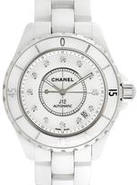 Chanel J12 GMT Ceramic Watch, 38mm