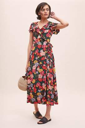 Lily & Lionel Midnight Floral Trixie Dress