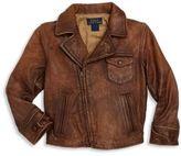 Ralph Lauren Toddler's & Little Boy's Newsboy Jacket