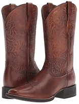 Ariat Round Up Remuda (Naturally Rich) Cowboy Boots