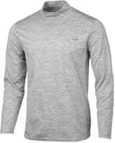 Greg Norman for Tasso Elba Men's Baselayer Mock-Neck Shirt, Created for Macy's