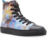 Katy Perry Tams Galaxy High-Top Sneakers