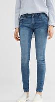 Esprit Crinkle jeans made of innovative denim