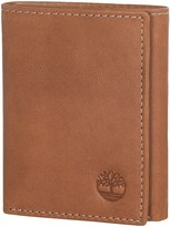 Timberland Cloudy Leather Trifold Wallet