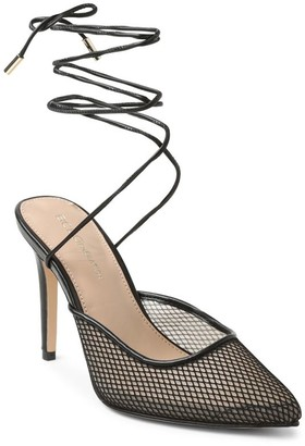 BCBGeneration Ankle tie Mule Pumps - Hendri