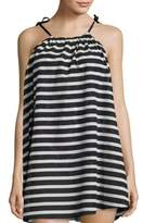 Kate Spade San Clemente Striped Cover-Up Dress