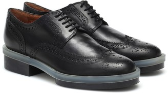 Clergerie Richie leather brogues