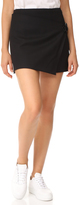 Helmut Lang Pleated Miniskirt