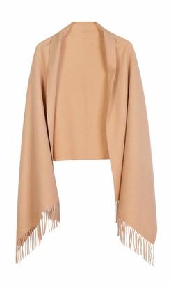 LilySilk 100 Wool Scarf for Women Long Tassel Soft Wrap Shawl Warm Fashion Winter Soft Pure Woolen Shawl Camel