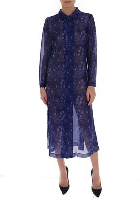Comme des Garcons Printed Dress
