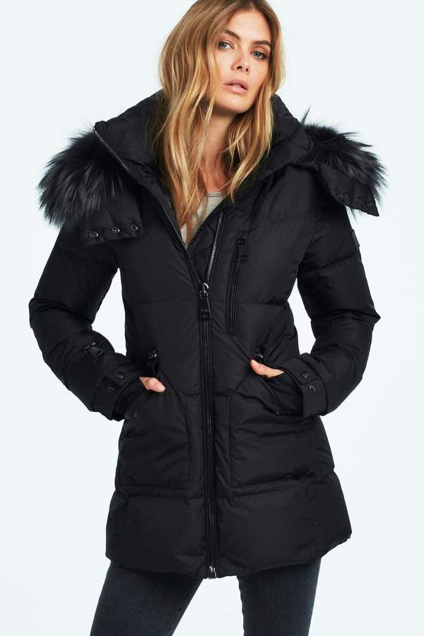 SAM. Fur Cruiser Jacket