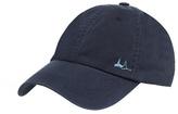 Mantaray Navy Baseball Hat