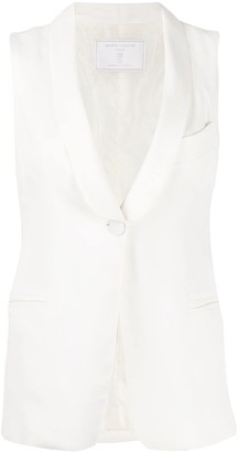 Societe Anonyme Slim-Fit Tailored Waistcoat