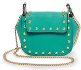 Brian Atwood Ricki Leather Crossbody Bag