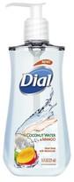 Dial Coconut Water and Mango Liquid Hand Soap - 7.5 oz