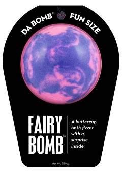 Da Bomb Bath Fizzers Fairy Bath Bomb - 3.5oz
