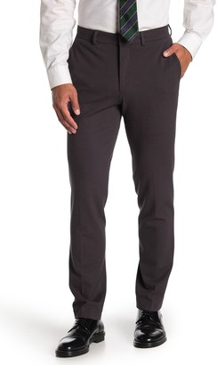 "Louis Raphael Luxury Flat Front Skinny Fit Pants - 30-32"" Inseam"
