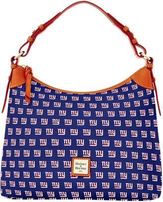 Dooney & Bourke NFL NY Giants Hobo