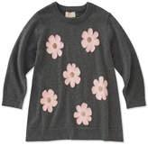 Kate Spade Swing Flower Applique Sweater, Size 7-14