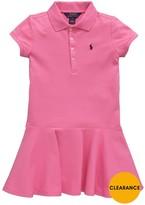 Ralph Lauren Ss Polo Dress