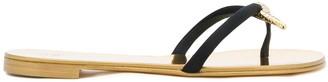 Giuseppe Zanotti Serpent Flip Flops