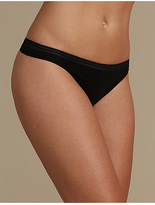 M&S Collection 5 Pack No VPL Thongs