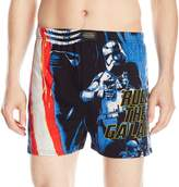 Briefly Stated Men's Star Wars Cotton Boxers