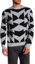Saturdays Surf NYC Mirror Jacquard Pullover