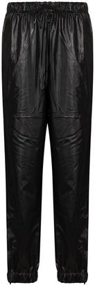 Rains High-Shine Waterproof Trousers