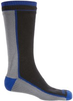 SealSkinz Midweight Waterproof Socks - Merino Wool Lined, Mid Calf (For Men and Women)