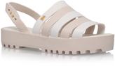 Melissa Strappy Flatbed Sandal