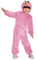 Disguise Sesame Street Pink Elmo Dress-Up Set - Kids