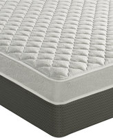 Serta Sertapedic Fitzhugh Plush Mattress Set - King
