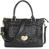 Betsey Johnson Sequins in the Rain Bag