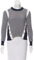 Veronica Beard Striped Knit Sweater