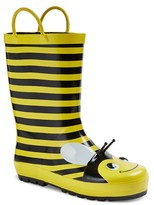 Toddler Boys' Beezy Bee Rain Boots - Yellow