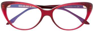 Cutler & Gross Cat-Eye Glass Frames