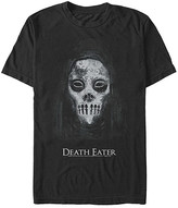 Fifth Sun Tee Shirts BLACK - Harry Potter Black 'Death Eater' Soft Hand Crewneck Top - Adult