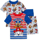 LICENSED PROPERTIES 4-pc. Paw Patrol Short Sleeve-Toddler Boys