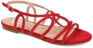 Journee Collection Honey Sandal