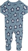 Stella McCartney Star-Print Footed Coverall