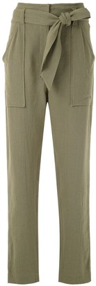 Andrea Marques Side Pockets Clochard Trousers