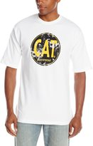Caterpillar Men's Equipment Stamp Tee
