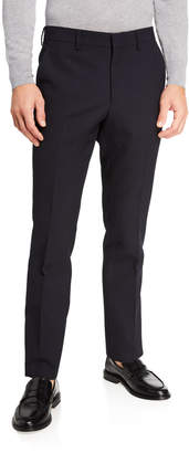 Burberry Men's Classic Wool Suit Trousers